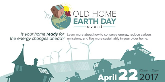 Old Home Earth Day Event