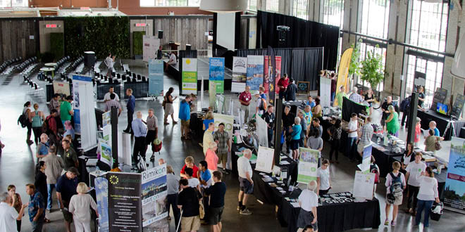 Photo from the 2016 Energy Showcase